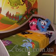 Покрывала на детские кровати.  Индивидуальный дизайн. Пошив.