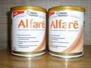 Продам сухую смесь Nestle Alfare (Нестле Альфаре) с рождения