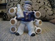 Статуэтка Морячок-бутылка