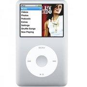 Apple Ipod Classic 80 GB Silver