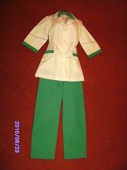Спец одежда для медицинских работников,  медсестер, врачей