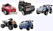 Важно! Где купить детские электромобили оптом для проката – в Raspasho