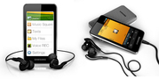Продам MP3 плеер Samsung YP-R2CB 8GB