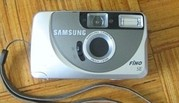 Продаю плёночный фотоаппарат Samsung Fino SE 28 mm lens бу