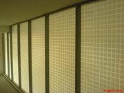 поклейка архитектурной плёнки на стекло киев
