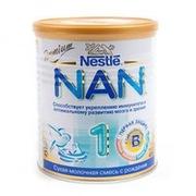 Продам детское питание Nestle NAN с рождения 400 гр №1