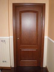 Установка межкомнатных дверей. киев.