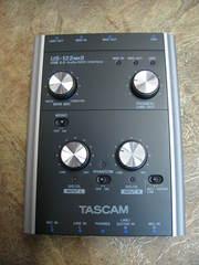 Продам звуковую карту TASCAM US-122 MK2