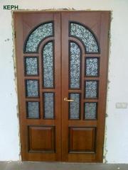 Двери в Киеве из массива. Межкомнатные.