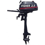 Лдочный мотор Fisher T 2.5 BMS