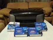 Продам принтер EPSON Stylus Photo 950 + 4 новых картриджа