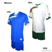 Профессиональная футбольная форма Mesuсa,  Лотто,  Диадора