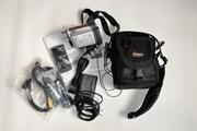 продам камеру NV GS-11 и сумку для камеры/фотоаппарата Lowepro