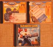 продам CD и DVD диски с играми и софтом