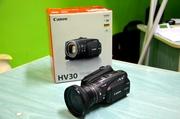 Canon HV30 в отличном состоянии