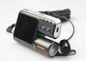 Продам Автовидеорегистратор с 2мя независимыми камерами