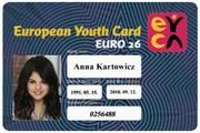 Европейское удостоверение   личности + помощь в экстремальной ситуации        и карта более 20.000 скидок