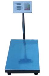 Товарные электронные весы с платформой 45/60 см. на 300 кг.