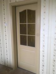 Межкомнатные двери новые - демонтаж
