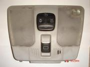 Подсветка салона спереди и управление люком на Мерседес W210 б/у