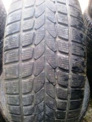 Шины,  Dunlop SP Winter Sport 400 265/60 R18 110H,  три штуки,  6мм.