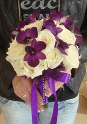 Оформление свадьбы в фиолетовом цвете, розовый и фиолетовый стиль