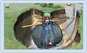 Емкость для сбора дождевой воды Киев