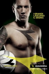 Футбольная экипировка Diadora : футбольные бутсы,  футбольная форма