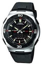 Наручные кварцевые мужские часы Casio AQ-164w-1avef в Киеве