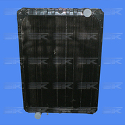 Радиатор КамАЗ 6520 Евро