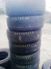 Шины,  Б/У,  Michelin Latitude X-Ice North 235/65 R17 108T