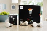 АКЦИЯ!Лампа Philips Hue Connected Bulb - Starter Pack,  3 set