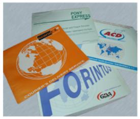 Картонные папки и конверты