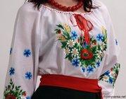 блуза украинская