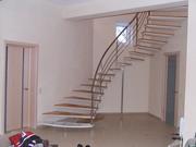 Лестницы из нержавейки киев