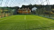 Строительство футбольных стадионов и футбольных полей,  Киев