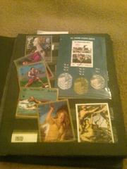 продам марки и календарики манеты