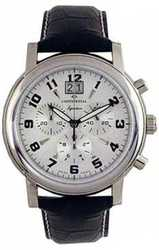 Мужские наручные кварцевые часы Continental 9183-SS157C