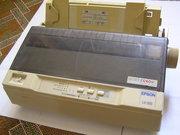 Матричный принтер Epson LX-300