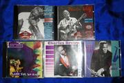 фирменные CD (Zillion Rec.),  блюз