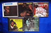 лицензионные CD блюзового исполнителя Buddy Guy