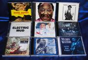 CD блюзового исполнителя Muddy Waters