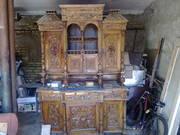 Буфет столовый деревянный