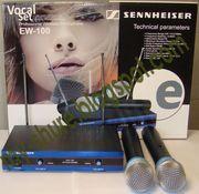 Продается радиосистема Sennheiser EW-100 с 2-мя  радиомикрофонами