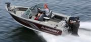 Продам Alumacraft Dominator 185 Sport,  2013,  без мотора,  цена 29900$.