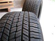 Продам шины б/у 215/55 R17