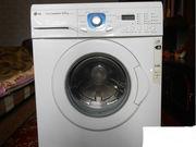 Продам Б/У стиральную машину  LG WD 8022 C