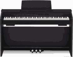 Цифровое пианино CASIO PRIVIA PX-850BK в Киеве