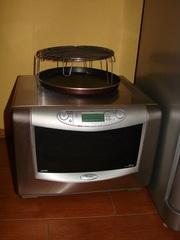 Продам микроволновую печь Whirlpool JT 359 IX,  б/у