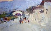 Продам картину Федора Захарова  50*80